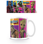 Guardians of the Galaxy Vol. 2 Mug Comic Panels