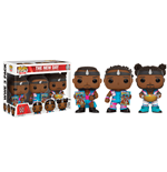 WWE Wrestling POP! Vinyl Figure 3-Pack The New Day Booty O'S 9 cm