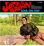 Vynil James Brown - Soul On Top (Lp Gatefold Edition)