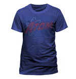 DC Comics T-Shirt The Atom Ditressed Logo