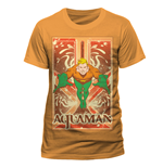 DC Comics T-Shirt Aquaman Border