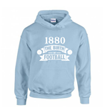 Man City Birth Of Football Hoody (sky Blue) - Kids