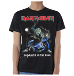 Iron Maiden Men's Tee: No Prayer On The Road