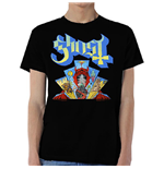 Ghost Men's Tee: Devil Window
