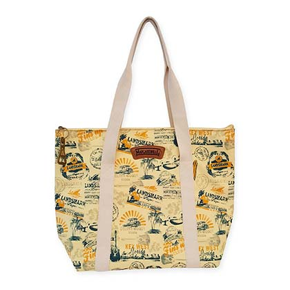 LANDSHARK Insulated Chill Cooler Tote Bag