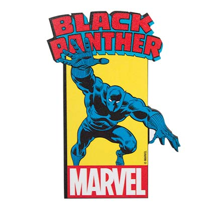 BLACK PANTHER Funky Chunky Magnet