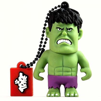 INCREDIBLE HULK USB Flash Drive