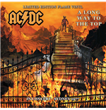 Vynil Ac/Dc - A Long Way To The Top - In Concert - Sydney 1977