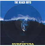 Vynil Beach Boys - Surfin Usa (Stereo & Mono) (Picture Disc)