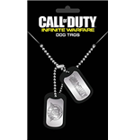 Call Of Duty Dog Tag Necklace 259865