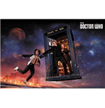 Doctor Who Poster - Season 10 Iconic - 61x91,5 Cm