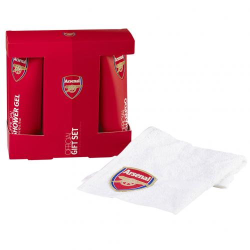 Arsenal F.C. Bath Time Gift Set