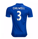 2016-17 Leicester City Home Shirt (Chilwell 3)