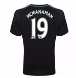 2016-17 West Brom Albion Away Shirt (MCManaman 19)