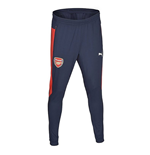 2016-2017 Arsenal Puma Training Pants (Peacot-Red)