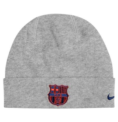 Buy Official 2016-2017 Barcelona Nike Training Beanie (Light Grey) 2faa51ce0f0