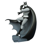 Batman The Animated Series PVC Statue Almost Got 'Im Batman SDCC 2016 Exclusive 23 cm --- DAMAGED PA