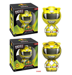 Power Rangers Vinyl Sugar Dorbz Vinyl Figures Yellow Ranger 8 cm Assortment (6)