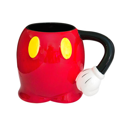 Mickey Mouse Pants Mug