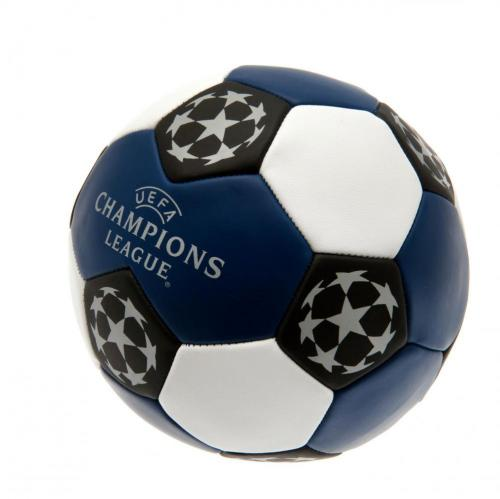 UEFA Champions League Nuskin Football Size 3