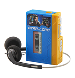 Guardians of the Galaxy Mini Boombox with Headphone