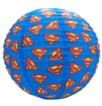 DC Comics Paper Light Shade Superman Logos 30 cm