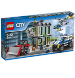 Police Lego and MegaBloks 260816