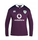 2016-2017 Ireland Alternate LS Classic Rugby Shirt