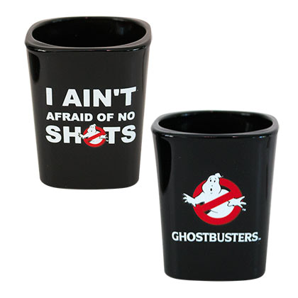 GHOSTBUSTERS Square Shot Glass