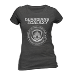 Guardians of the Galaxy 2 Ladies T-Shirt Crest