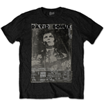 David Bowie Men's Tee: Ziggy