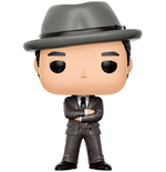 The Godfather POP! Movies Vinyl Figure Michael Corleone (With Hat) 9 cm