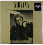 Vynil Nirvana - Broadcasting Live Kaos-Fm April 17Th 1987 & Snl-Tv 1992