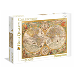 World map Puzzles 261645
