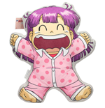 Dr. Slump Pillow Arale Sleeping 35 cm