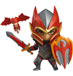 Dota 2 Nendoroid Action Figure Dragon Knight 10 cm