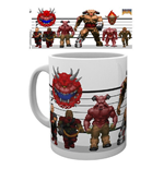 Doom Mug - Enemy Lineup