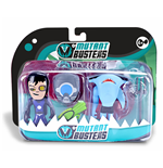 Mutant Busters - Acqua - Action Pack - Shooter & Sharco