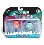 Mutant Busters - Acqua - Action Pack - Sheriff & Cracon