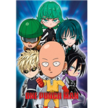One-Punch Man Poster 262013
