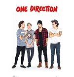 One Direction - New Group Maxi Poster (61x91,5 Cm)
