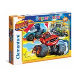 Blaze and the Monster Machines Puzzles 262040