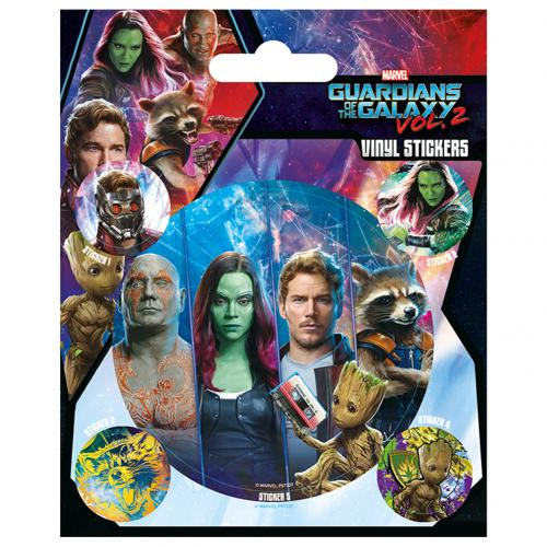 Guardians Of The Galaxy 2 Stickers