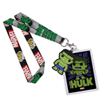 Marvel Comics POP! Lanyard with Rubber Keychain Hulk