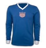 USA 1934  Long Sleeve Retro Shirt 100% cotton