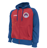 2011-12 Tibet Copa Hooded Sweater