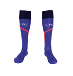 2013-14 Liverpool Away Goalkeeper Socks (Purple)