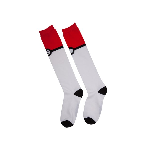 Pokémon - Pokeball Kneehigh Socks