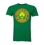 Cameroon African Nations Winners T-Shirt (Green) - Kids