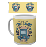 Adventure Time - Video Games Mug